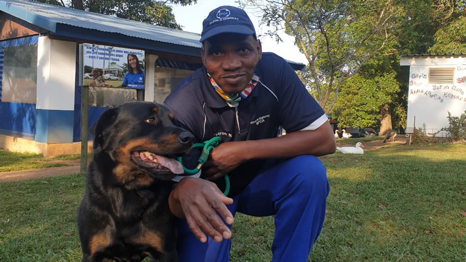 SPCA Hero – Petros Ntuli